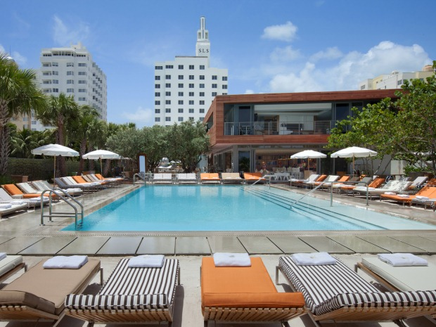 South Beach Luxury Hotel | SLS South Beach