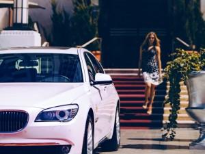 Luxury BMW House Car