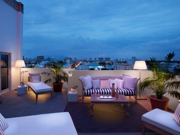 Oceanfront Hotels in Miami | SLS South Beach