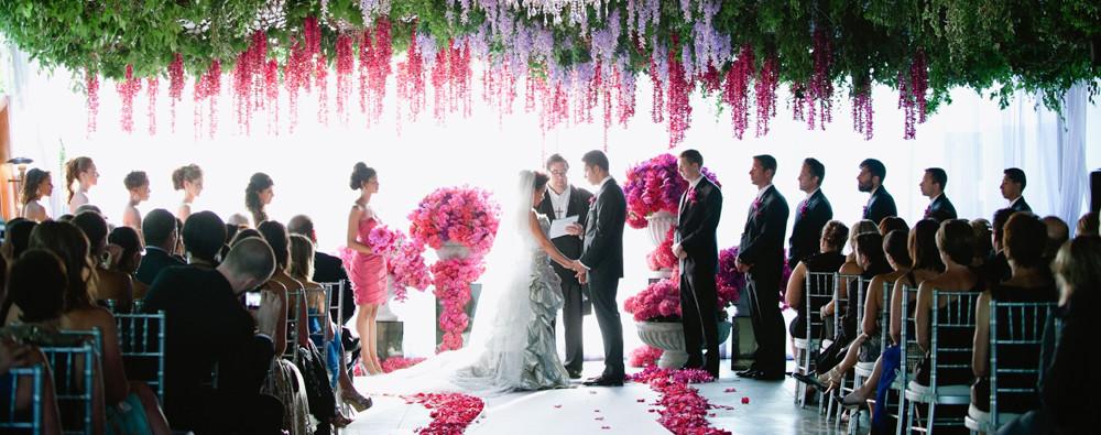 Elegant Downtown Miami Wedding Venues Sls Brickell