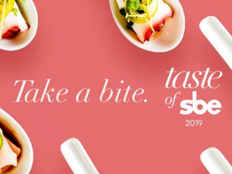 Taste of sbe
