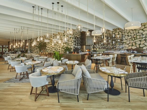 Restaurant Bahamas Dining Sls Baha Mar