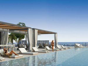 Lux Garden Pool Terrace