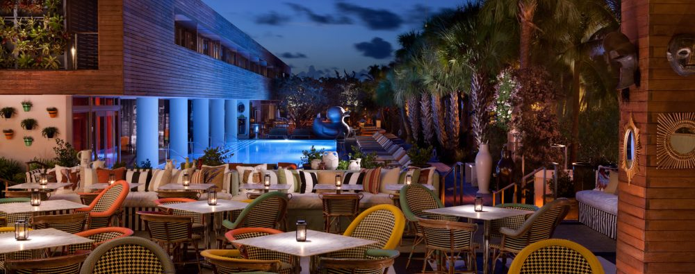 Best Miami Beach Restaurants | SLS South Beach